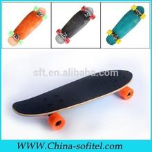 New fish skateboard,bamboo long board,mountain board