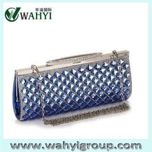 designer rhinestone swarovski clutch bags,evening bag crystal