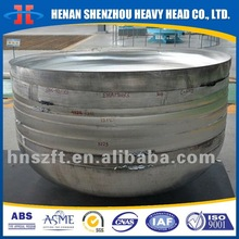 SS material elliptical dished head for pressure vessel