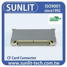 CF Compact Flash Type I and II to Serial ATA converter card Molex No SD-47036-001