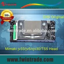 Excellent quality Eco solvent Mimaki jv5 printer compatible dx5 head