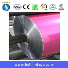 Aluminum Polyester Laminate for Insualtion and Waterproof