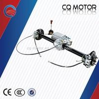 motor kit for EV ,tricycle rear differential transaxle, 48V/60V eletric motor for e trike