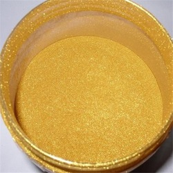 Gold Series Pearl Pigments For Coating, Paint and Ink Usage