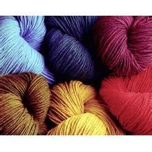 soft High Bulk yarn 100% Acrylic , double ply for hand knitting