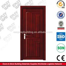 Popular de madera de las chapas de madera laminada de madera de la puerta para sala de
