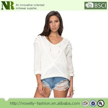 100 acrylic sweater for ladies, ladies delicate acrylic sweater