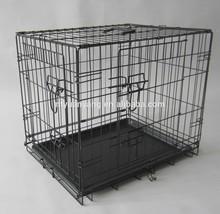 new design portable iron dog crate