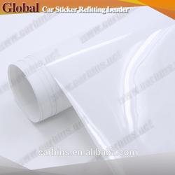 White PET Paint Protection Vinyl Film 100% clear Transparent