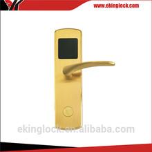 2015 hot hotel Smart card door lock wholesale