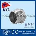EN10241 150lbs stainless steel thread pipe fittings - Hex bushing