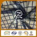 o mais recente estilo de moda knited tecido têxtil laço branco