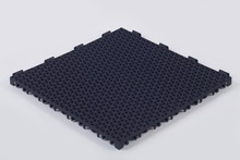 futsal court tile floor in Artificial grass& sports flooring