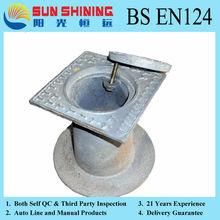 B125 C250 D400 E600 F900 Water Meter Box Manhole Cover