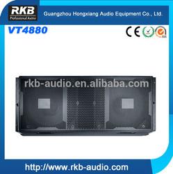 speaker box line array system