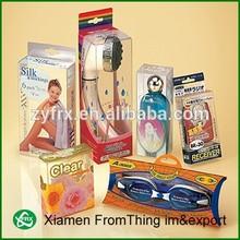 PVC PET PP clear sweet seasonal packaging box