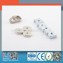 de alta calidad de neodimio fuerte venta electroimán