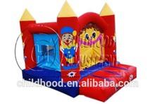 Sale cheap bouncy castles EN71 Approved