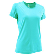 Custom Anti UV Moisture Wicking Anti bacterial Breathable Eco-Friendly Bamboo Charcoal Fibre for Ladies bulk blank racing shirt