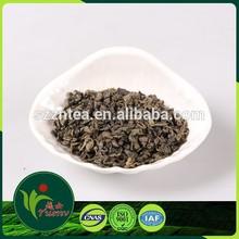 Organic China gunpowder green tea bulk loose tea wholesale 9504 maroc african algeria packaging
