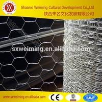 dingzhou decorative wholesale galvanized hexagonal chicken wire mesh