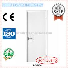 2015 promotional fashionable patterns interior veneer doors wooden