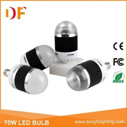 E40 70w Led Bulb 85-265V CE RoHS 3 years warranty high power led bulb