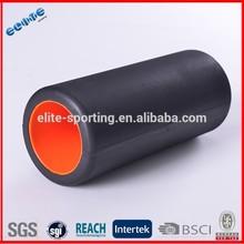 2015 Black foam roller gym exercise/ high density eva foam yoga roller/ massage roller