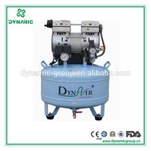 Dynair 750W Air Pump Motor 152L/min Air Flow 2 Years Warranty Silent Dental Air Compressor with CE and FDA (DA7001)