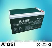 Sealed Rechargeable Battery Long life exide UPS Battery 12v 9ah