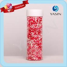 Valentine's Sugar Pearl Cake Decorations