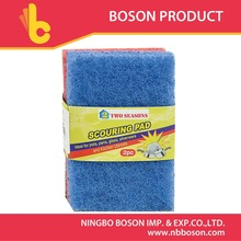 promotional household sponge scrubber,kitchen cleaning sponge,sponge scourer
