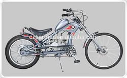 2015 new design 50cc motor chopper bicycle
