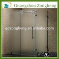Givrén'importe/gauche cabine de douche en acier inoxydable de base