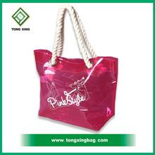 Fashinable PP non woven tote silk screen printing linen shopping bag