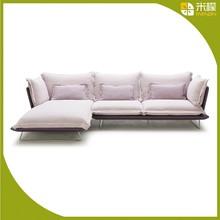 Fashion modern style living room fabric sofa