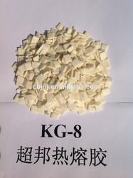 Book binding hot melt adhesive(bottom glue KG-8)
