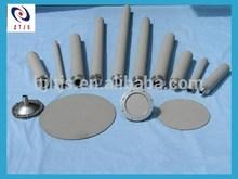Sólido gás separação de titânio lpg filtro de gás