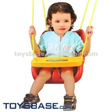 Outdoor toy kids single swing