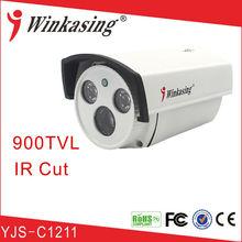 Best supplier IR ip66 bullet camera 900tvl analog CCTV camera
