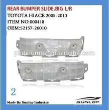 For toyota KDH 200 rear bumper slide big 52157-26010