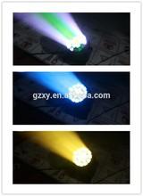 Kaleido effects 15w 19pcs led moving head b eye/ big eye led beam wash moving head light