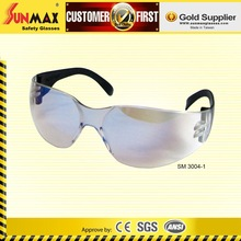 Wholesale safety glasses safety goggle with impact resist and EN166