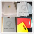 Diretamente fabricação de pead folha de corte/personalizado plástico polietileno bordo cuttng