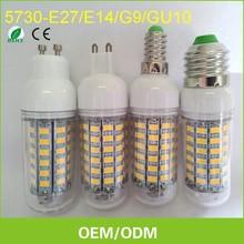 New design 220V OEM/ODM e27 corn led