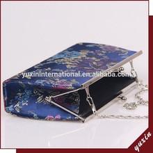 Fashion evening handbag fabric cloth small cute handbag SH027