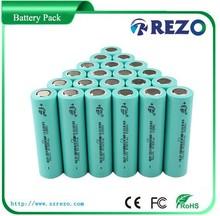 Registed brand rechargeable us18650vt 18650 battery ,inr18650 battery ,18650 5v li-ion battery