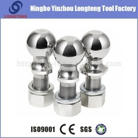 6000lbs 50mm Chrome Plated Steel Tow Ball
