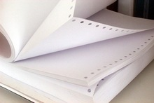 2PLY NCR carbonless paper rolls