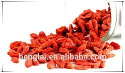 dry fruit / High Quality organic goji berries